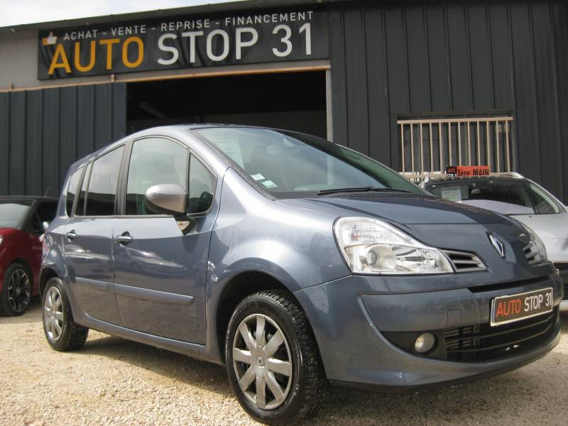 RENAULT GRAND MODUS 1.5L DCI 85 NIGHT & DAY