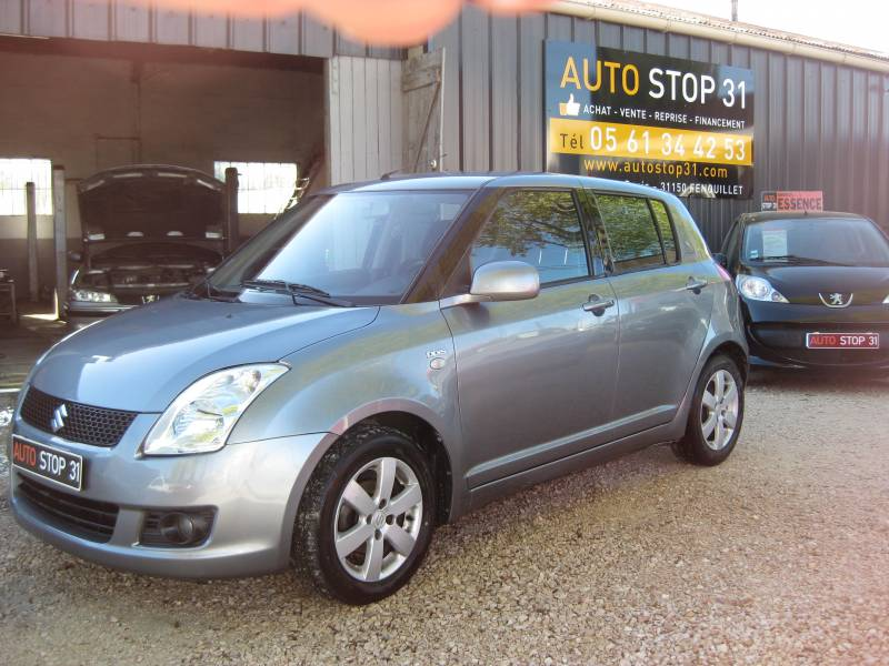 suzuki swift à fenouillet